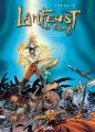 Couverture Lanfeust de Troy, tome 1 : L'ivoire du Magohamoth Editions Soleil 2000