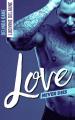 Couverture Love never Dies Editions BMR 2020