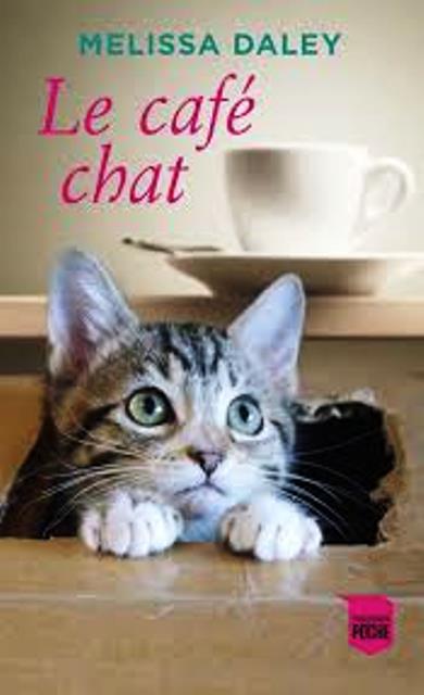 Couverture Le café chat