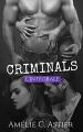 Couverture Criminals, intégrale Editions Autoédité 2019
