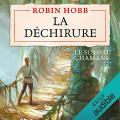 Couverture Le soldat chamane, tome 1 : La déchirure Editions Audible studios 2018