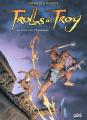 Couverture Trolls de Troy, tome 02 : Le scalp du vénérable Editions Soleil 2000