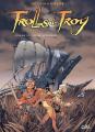 Couverture Trolls de Troy, tome 03 : Comme un vol de pétaures Editions Soleil 2000