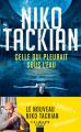 Couverture Celle qui pleurait sous l'eau Editions Calmann-Lévy (Noir) 2020