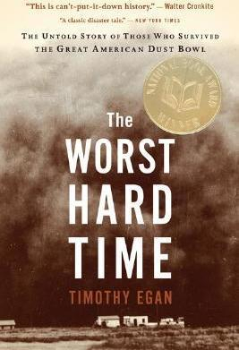 Couverture The Worst Hard Time