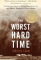 Couverture The Worst Hard Time Editions Mariner Books 2006