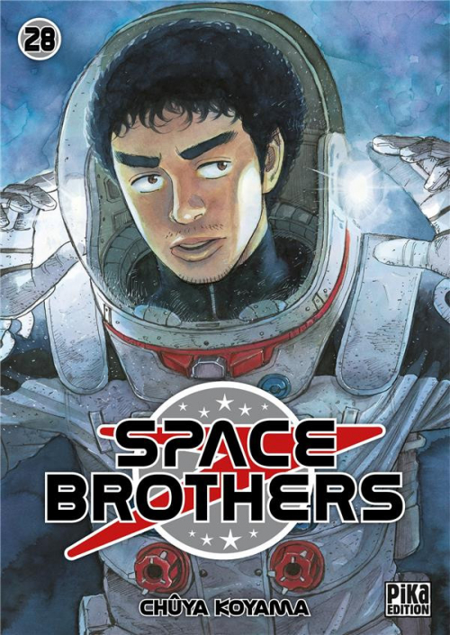 Couverture Space brothers, tome 28