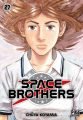 Couverture Space brothers, tome 27 Editions Pika (Seinen) 2019