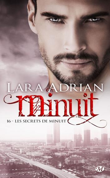 Couverture Minuit, tome 16 : Les Secrets de minuit
