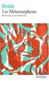 Couverture Les métamorphoses Editions Folio  (Classique) 2019