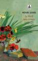 Couverture Le motif dans le tapis Editions Babel 2009