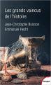 Couverture Les grands vaincus de l'Histoire Editions Perrin (Tempus) 2020