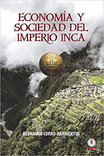 Couverture Economia y sociedad del imperio inca