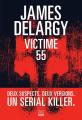 Couverture Victime 55 Editions HarperCollins (Noir) 2020