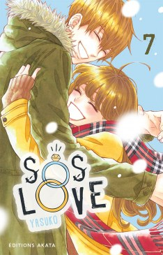 Couverture SOS Love, tome 7