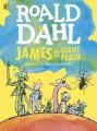 Couverture James et la grosse pêche Editions Puffin Books (My Roald Dahl) 2016