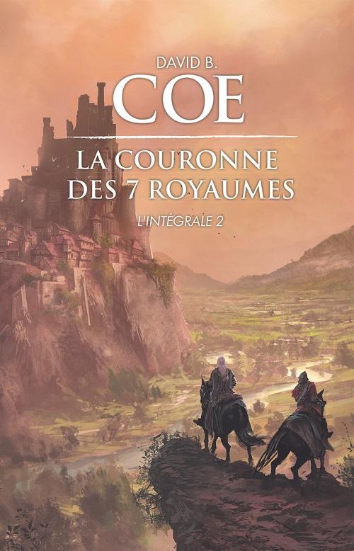 Couverture La couronne des 7 royaumes, intégrale, tome 2