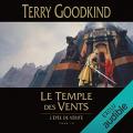 Couverture L'épée de vérité, tome 04 : Le temple des vents Editions Audible studios 2019