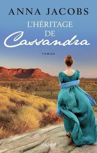 Couverture L'Héritage de Cassandra