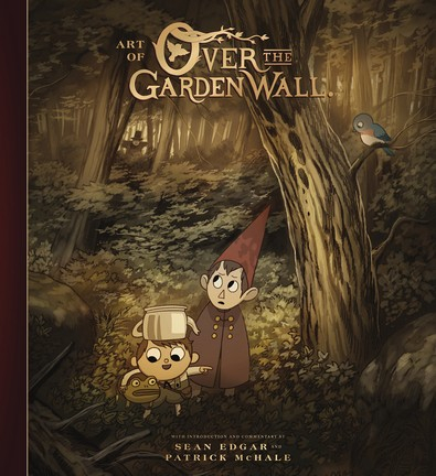 Couverture The Art of Over the Garden Wall