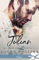 Couverture Au-delà de la porte, tome 2 : Julian Editions Infinity (Onirique) 2019