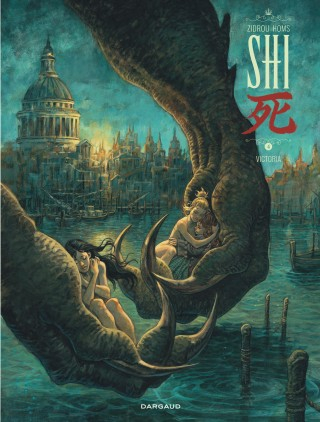 Couverture Shi, tome 4 : Victoria
