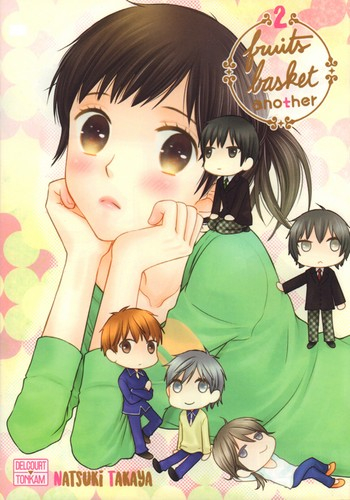Couverture Fruits Basket another, tome 2