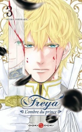 Couverture Freya : L'ombre du prince, tome 3