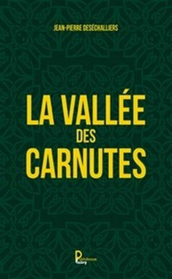 Couverture La vallée des Carnutes