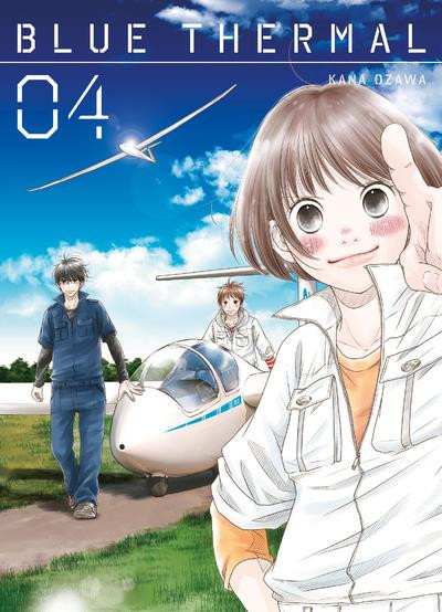 Couverture Blue Thermal, tome 4