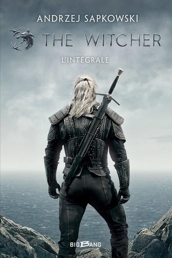 Couverture Le Sorceleur / The Witcher, intégrale