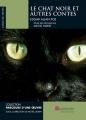 Couverture Le chat noir et autres contes fantastiques / Le chat noir et autres nouvelles / Le chat noir Editions Beauchemin (Parcours d'une oeuvre) 2008