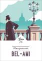 Couverture Bel-Ami Editions Librio 2019