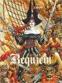 Couverture Requiem Chevalier Vampire, tome 05 : Dragon Blitz Editions Glénat 2017