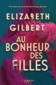 Couverture Au bonheur des filles Editions Calmann-Lévy 2020