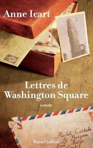 Couverture Lettres de Washington Square