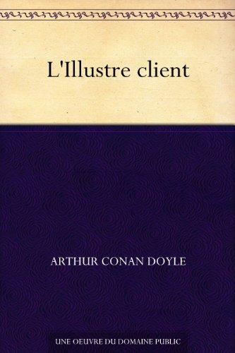 Couverture L'Illustre client