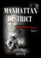 Couverture Manhattan District, tome 2: Au-delà de la peur Partie 1 Editions Textes Gais 2019