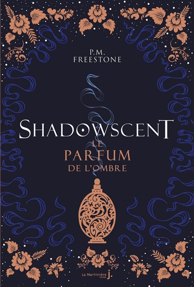 Couverture Shadowscent, book 1: The darkest bloom