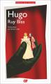 Couverture Ruy Blas Editions Flammarion (GF) 2016