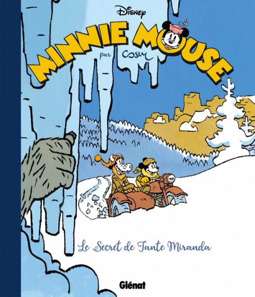 Couverture Minnie Mouse : Le secret de tante Miranda