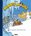 Couverture Minnie Mouse : Le secret de tante Miranda Editions Glénat 2019