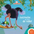 Couverture L'autruche qui rêvait de voler Editions Gautier-Languereau 2019