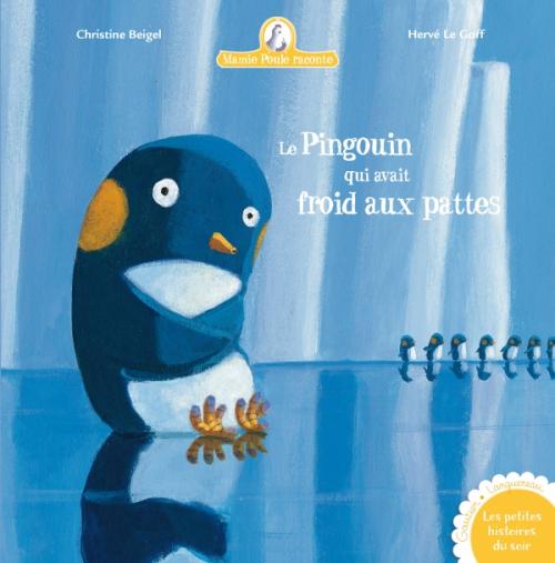 Couverture Le pingouin qui avait froid aux pattes