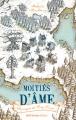 Couverture Chroniques des Cinq Trônes, tome 1 : Moitiés d'âme Editions Albin Michel / Gulf stream 2019