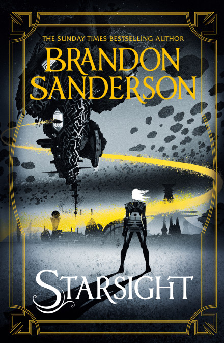 Couverture Skyward, book 2: Starsight