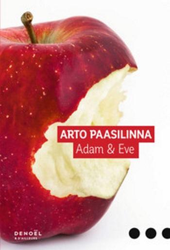 Couverture Adam & Eve