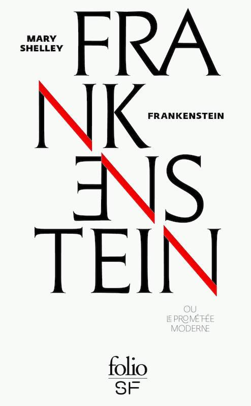 Couverture Frankenstein ou le Prométhée moderne / Frankenstein