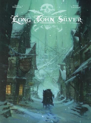 Couverture Long John Silver, intégrale, tome 1