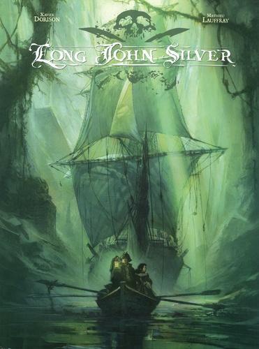 Couverture Long John Silver, intégrale, tome 2
